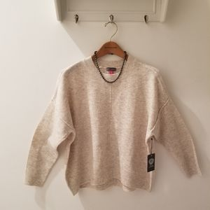 NWT Vince Camuto Malted Oversized Sweater (M)